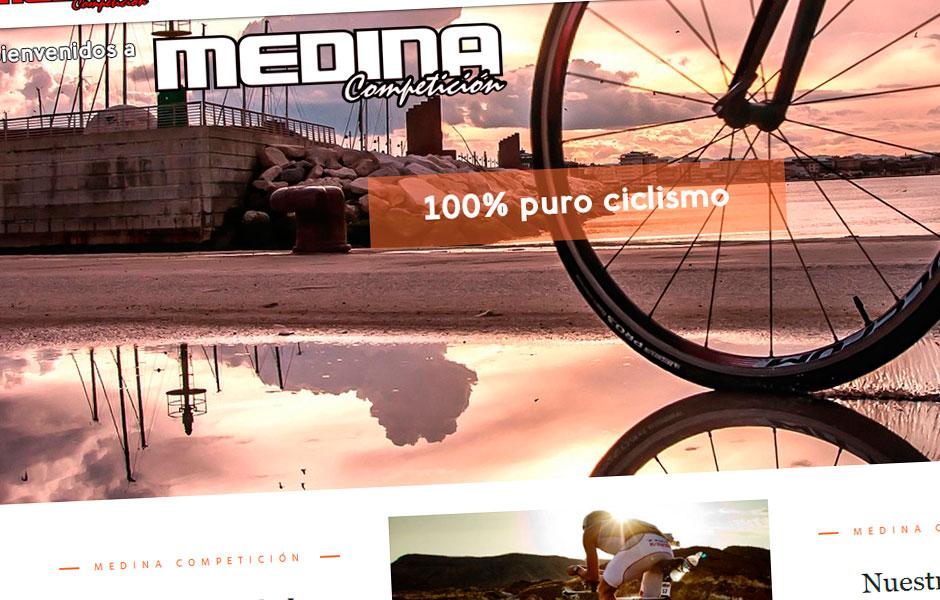 Medina Bicis | bcnwebteam.com