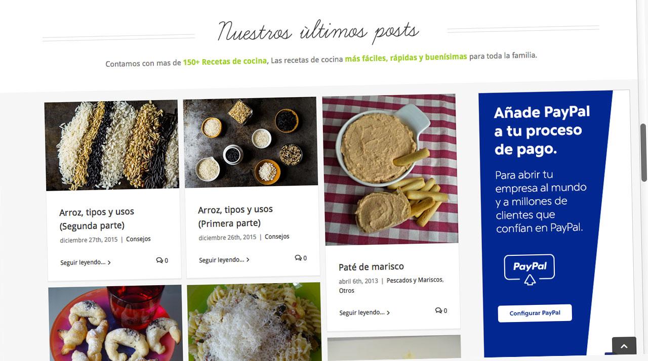 Cocina y Saborea | Posts | bcnwebteam.com