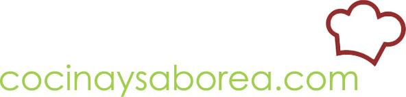 Logo cocina y saborea | bcnwebteam