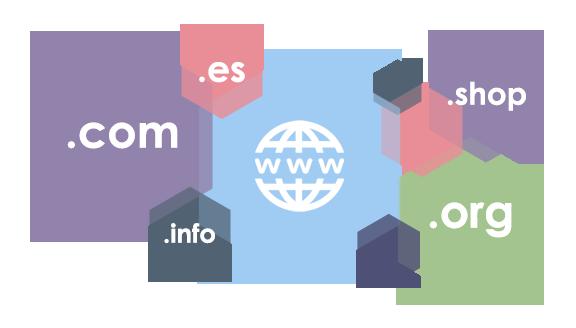 dominios, hosting y servidores | bcnwebteam