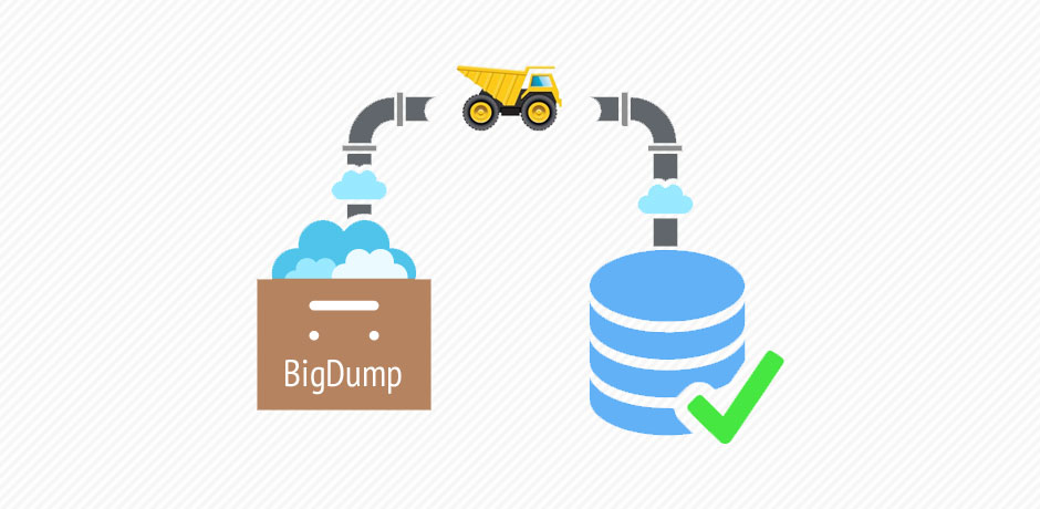 bigdump | bcnwebteam