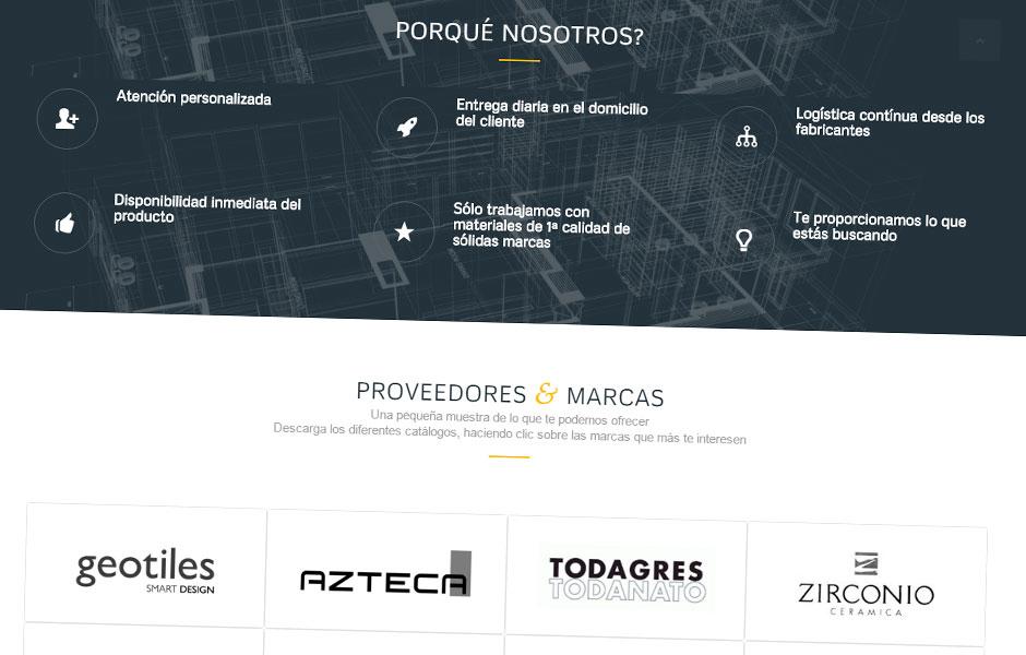 Vicat2 proveedores | bcnwebteam