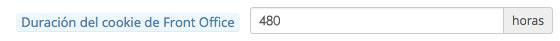 Cómo alargar tiempo sesión Prestashop configuración 480 | bcnwebteam