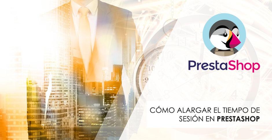 Cómo alargar el tiempo de sesión en Prestashop | bcnwebteam