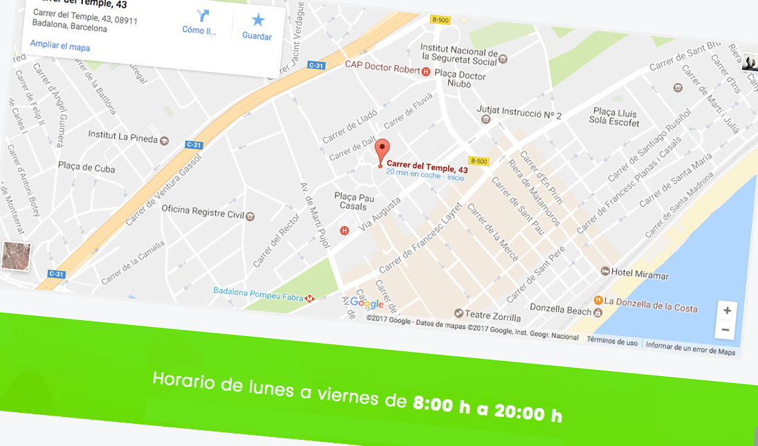 Maps alumaresme | bcnwebteam