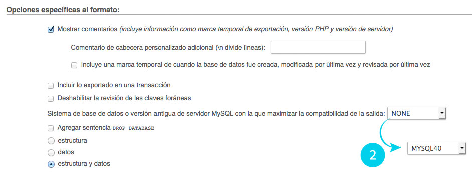 Solución al error #1273 – Unknown collation: 'utf8mb4_unicode_ci' mysql40 | bcnwebteam