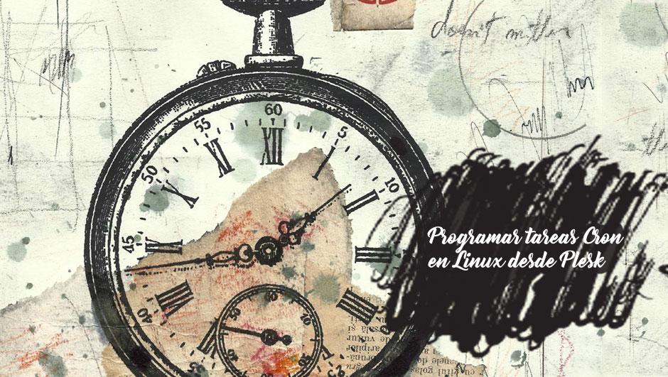 Programar tareas Cron en Linux desde Plesk portada | bcnwebteam
